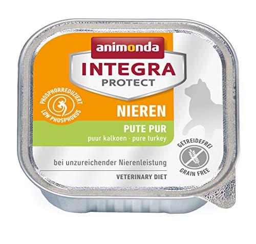 animonda Integra Protect Nieren Katze, Trockenfutter und Nassfutter bei chronischer Niereninsuffizienz