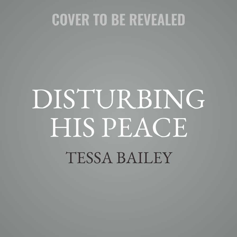 Disturbing His Peace: The Academy - Library Edition