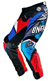 O'Neal Mayhem Glitch Pant (Black/Blue/Red, Size 5/6)
