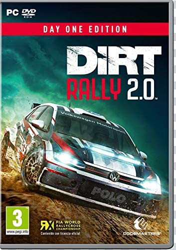 Codemasters - DiRT Rally 2.0 Day One Edition (PC): Amazon.es ...