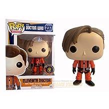 Funko POP! Television Dr. Who 11th Spacesuit Doctor Vinyl Figure BGV Exclusive