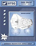 ATSG Ford Trucks Techtran Transmission Manual 4R100 (1999 & up)