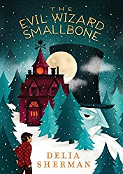 The Evil Wizard Smallbone by Delia Sherman children's fantasy book reviews