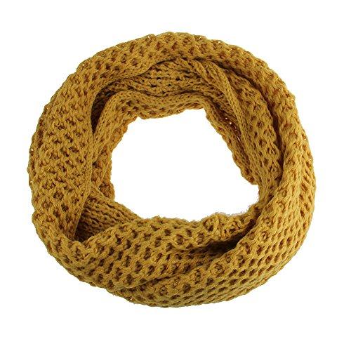 Weave Schal Familie Kurkuma Stricken warme Weihnachts für Schal ...