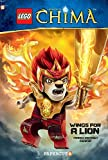 [(Lego Legends of Chima #5: Wings for a Lion)] [By (author) Yannick Grotholt ] published on (November, 2015)
