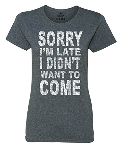 Shop4Ever Sorry Womens T Shirt Shirts product image