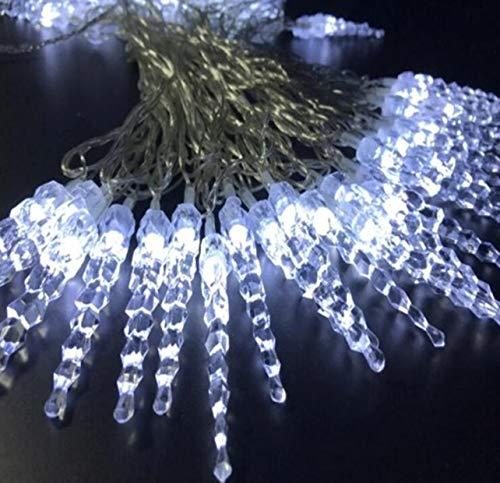 100 Bulb Multi Color Miniature Led Christmas Light Set in US - 4