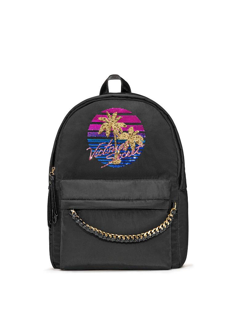 VICTORIA'S SECRET ヴィクトリアシークレット/ビクトリアシークレット ティーズシティバックパック/リュック/Graphic Tease City Backpack [並行輸入品]   B07PM96DH3