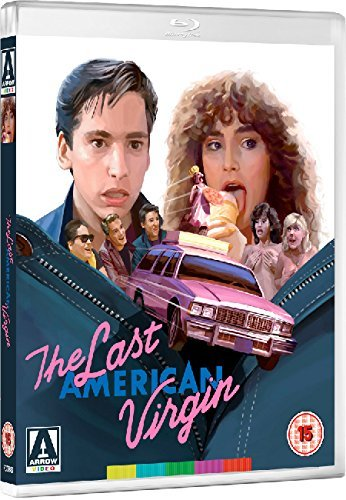 The Last American Virgin (Blu-Ray & DVD Combo) [ NON-USA FORMAT, Blu-Ray, Reg.B Import - United Kingdom ]