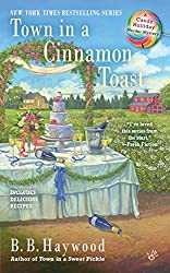 Town in a Cinnamon Toast (Candy Holliday Murder Mystery)