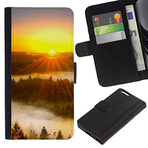 OMEGA Case / Apple Iphone 6 PLUS 5.5 / MY SOUL LONGS FOR YOU - PSALM 43:6 / Cuir PU Portefeuille Coverture Shell Armure Coque Coq Cas Etui Housse Case Cover Wallet Credit Card