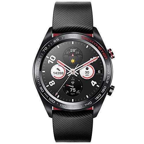 Huawei Honour Montre Magic Smart Watch 1.2 Pouces écran en Couleur Amol GPS Montre de Bracelet 390 * 390 Moniteur de fréquence Cardiaque podomètre Tracker ...