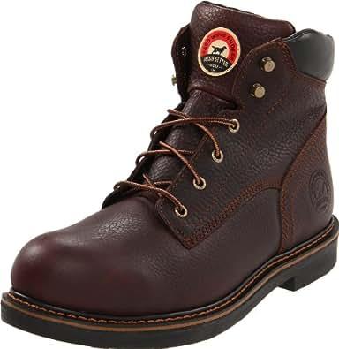 "Irish Setter Men's 83603 6"" Work Boot,Brown,9 D US"