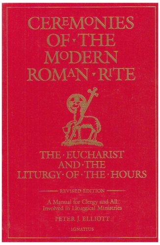 Ceremonies of the Modern Roman Rite, 2nd Edition ebook