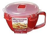 Sistema Microwave Noodle Bowl - 940 ml, Red Bild 1