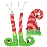 "30"" Christmas Elf Decor Kit (3 Piece Set)"