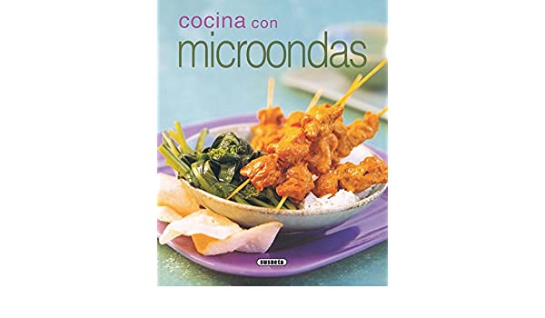 Cocina con microondas: VARIOS: 9788430542673: Amazon.com: Books