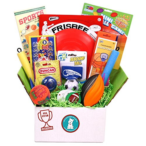 Beyond Bookmarks All Star Pack - A Gift for the Kid Who Always Has a Ball in Their Hands