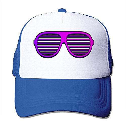 Texhood Fashion Sunglasses Geek Hiphop Cap One Size - Blues Sunglasses Jake