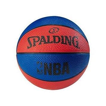 Spalding NBA Sz.1 (66-993Z) Minibalones de Baloncesto, niños, Azul ...