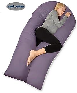 Comfort Pregnancy Pillow Full Body for Maternity /& Pregnant Women Purple