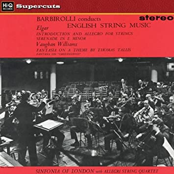 Image result for hiq english string music barbirolli