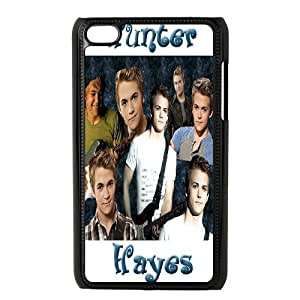 LSQDIY(R) Hunter Hayes iPod Touch 4 Case Cover, Customized iPod Touch 4 Cover Case Hunter Hayes