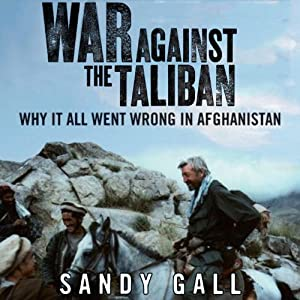 War Against the Taliban Hörbuch