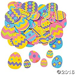 Easter Foam Stickers, 500 Pcs.