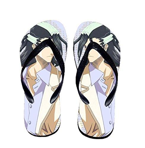 Bromeo Bleach Anime Unisex Flip Flops Chanclas 241