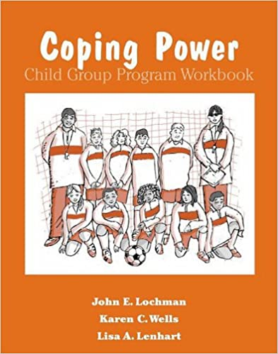 Coping Power Child Group Program Workbook 8-Copy Set (Treatments ...
