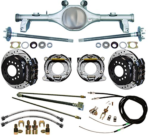 Currie Rear Ends - Southwest Speed Rear Kit WITH CURRIE REAR END,WILWOOD DISC BRAKES,11