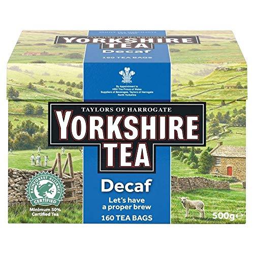 - Taylors of Harrogate Yorkshire Decaffeinated Tea (160)