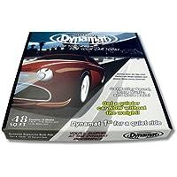 Dynamat 10648 18 x 32 Self-Adhesive Sound Deadener with SuperLite Bulk Pack, (Set of 12)