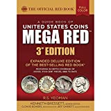 img - for A Guide Book of United States Coins Mega Red 2018: The Official Red Book book / textbook / text book