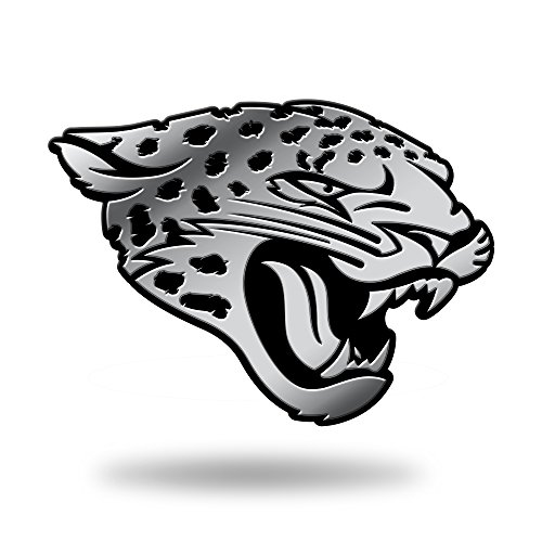(Rico Industries NFL Jacksonville Jaguars Molded Auto Emblem)
