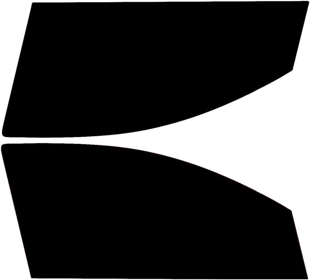 PSSC Pre Cut Front Car Window Films for Nissan Qashqai 2007-2010 35/% Medium Tint