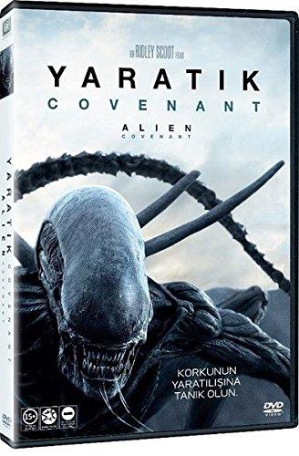 Alien Covenant Dvd   Yarat K Covenant