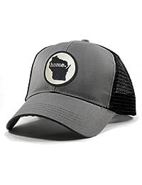 Men's Wisconsin Home State Trucker Hat