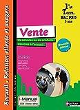 Vente de services ou de produits associée à l'accueil - 1re/Tle Bac Pro ARCU