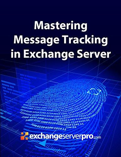 Mastering Message Tracking in Exchange Server Pdf