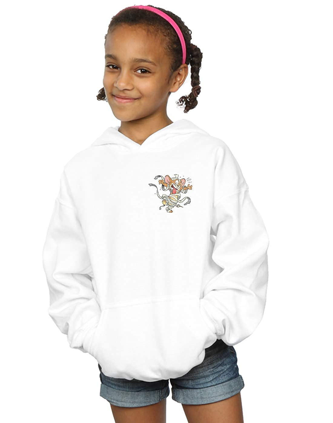 Drewbacca Girls City Skater Hoodie