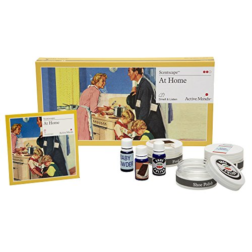 Active Minds at Home Scentscape | Specialist Sensory Dementia Products and Reminiscence Activities