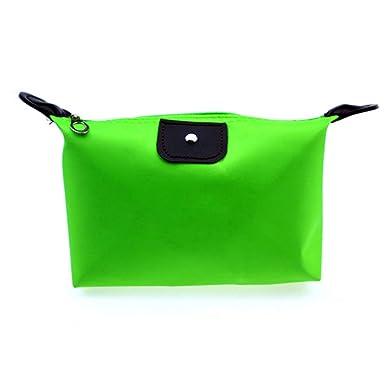 Amazon.com: Bolsa de aseo de viaje para mujer, bolso de mano ...