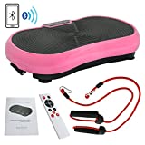 Nova Microdermabrasion Full Body Vibration Platform Massage Machine Workout Trainer with Bluetooth Music Connection