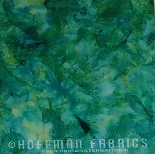 McKenna Ryan Bali Batik Palette~Frog MR1895-303 Sold by The Yard by Hoffman of ()