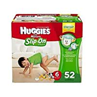 Huggies Little Movers Slip-On Diaper Pants, 6 PICK SIZE, 52 Count, New!!! by Gravitymystore