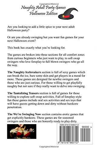 Naughty Adult Party Games Halloween Edition: Turn Your