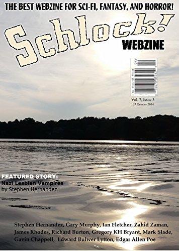 Schlock! Webzine Vol. 7, Issue 3