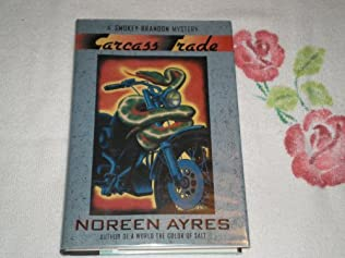 book cover of Carcass Trade